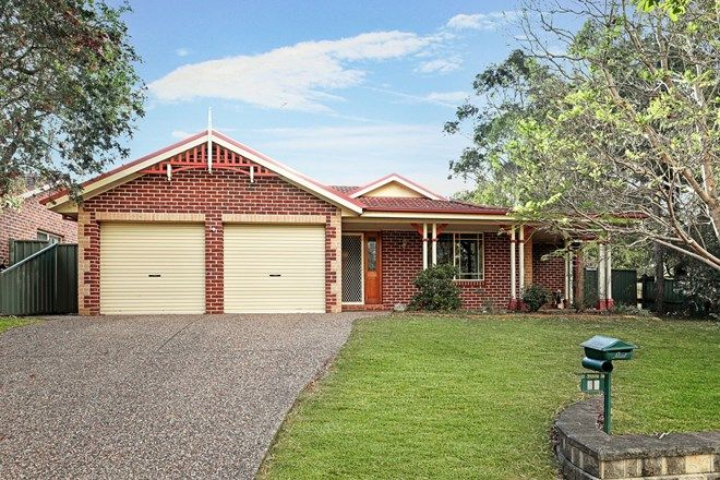 Picture of 52 Stenhouse Drive, MOUNT ANNAN NSW 2567