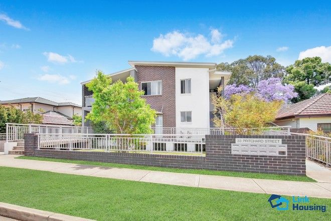 Picture of 8/33 Pritchard Street, WENTWORTHVILLE NSW 2145