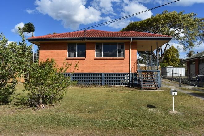 Picture of 5 Rudduck Street, LOGAN CENTRAL QLD 4114