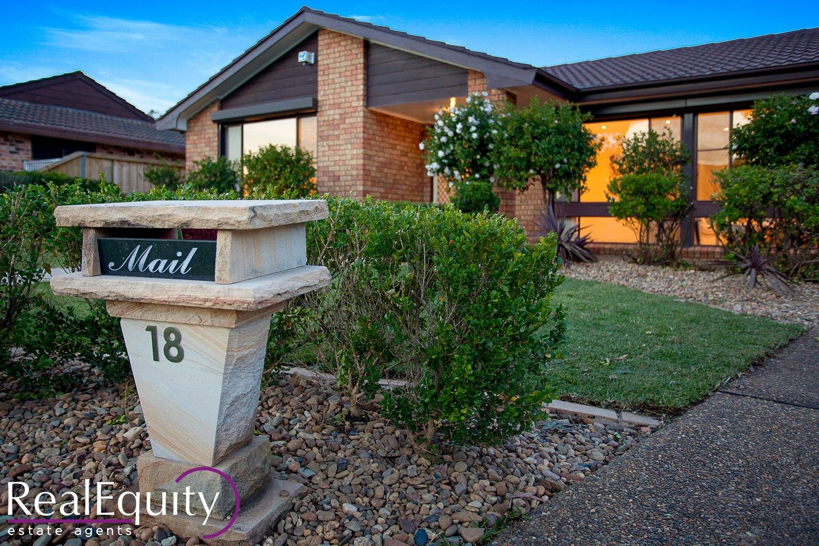 18 Aylesbury Crescent, Chipping Norton NSW 2170, Image 0