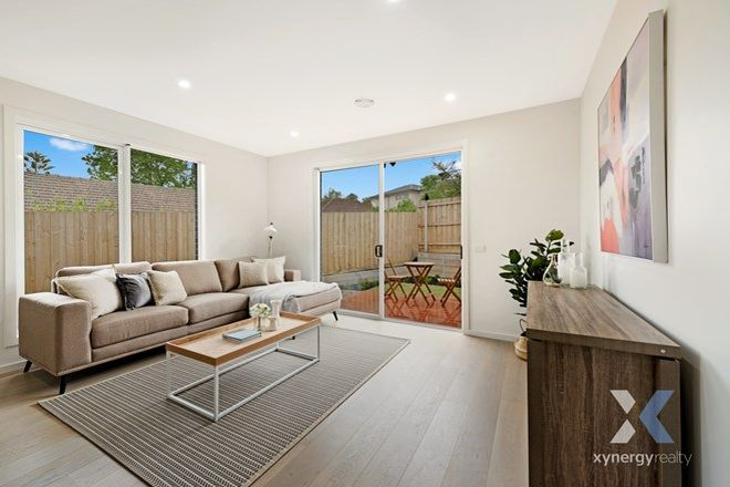 Picture of 6/1-3 Hilltop Crescent, BURWOOD EAST VIC 3151
