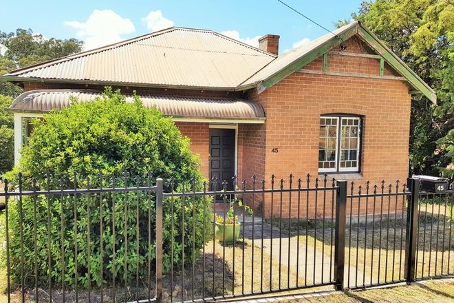 Picture of 45 Buchanan St, KANDOS NSW 2848