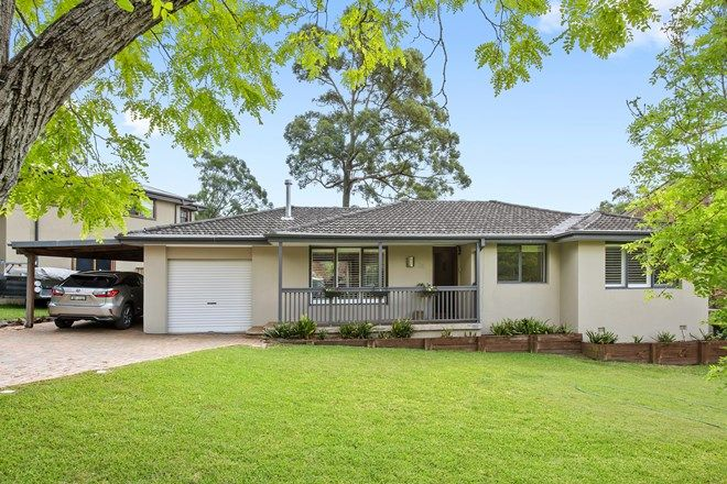 Picture of 25 Eucalyptus Drive, WESTLEIGH NSW 2120