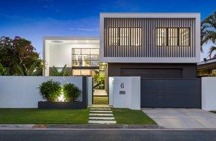 Picture of 6 Rosemont Avenue, Broadbeach Waters QLD 4218