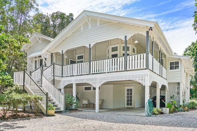 Picture of 590 Tallebudgera Creek Road, TALLEBUDGERA VALLEY QLD 4228