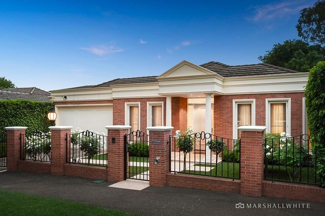 Picture of 1 Narrak Road, BALWYN VIC 3103