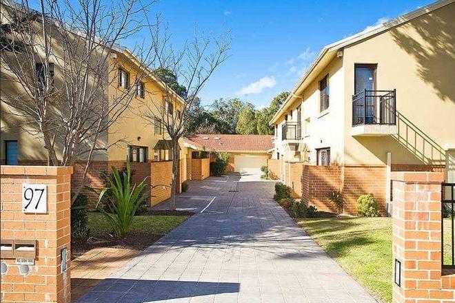 Picture of 4/97 Napoleon Street, SANS SOUCI NSW 2219