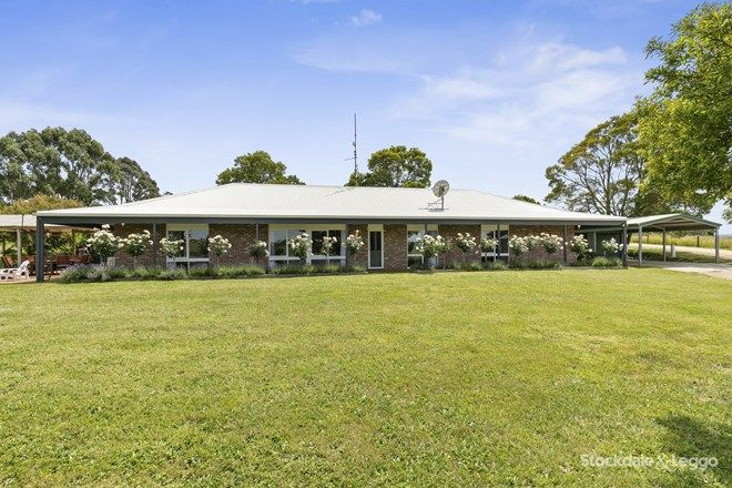 Picture of 190 Wooreen-Mirboo North Road, LEONGATHA NORTH VIC 3953