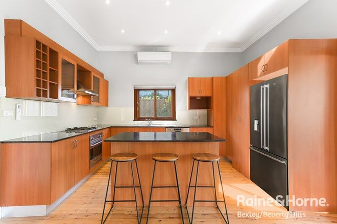 Picture of 34 Chamberlain Road, BEXLEY NSW 2207