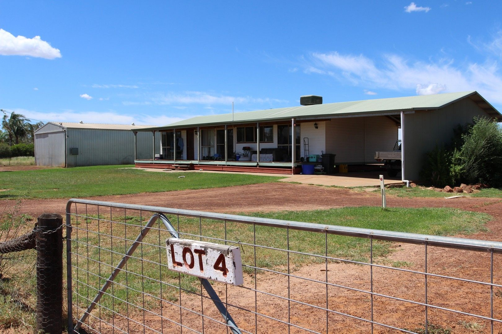 Lot 4 Jupp Street, Charleville QLD 4470, Image 0