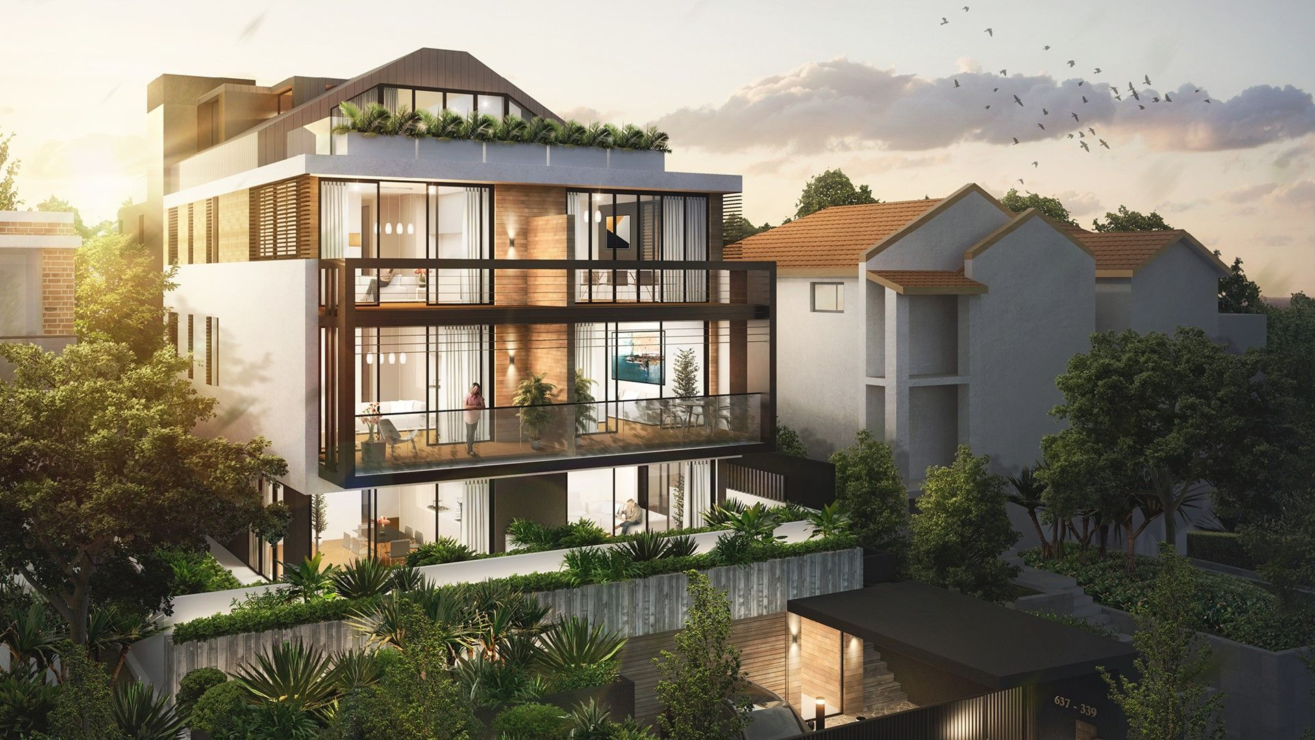 5&6/637-639 Old South Head Road, Rose Bay NSW 2029, Image 0