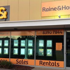 Raine and Horne Caroline Springs, Sales representative