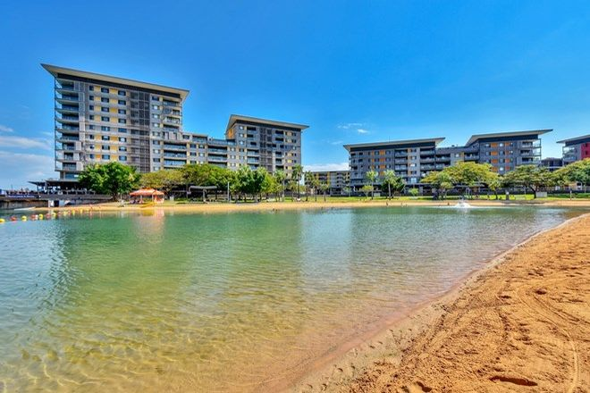 Picture of 6102/7 Anchorage Court, DARWIN CITY NT 0800