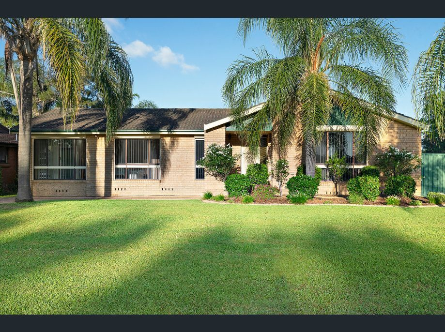 1 Shadlow  Crescent, St Clair NSW 2759, Image 0