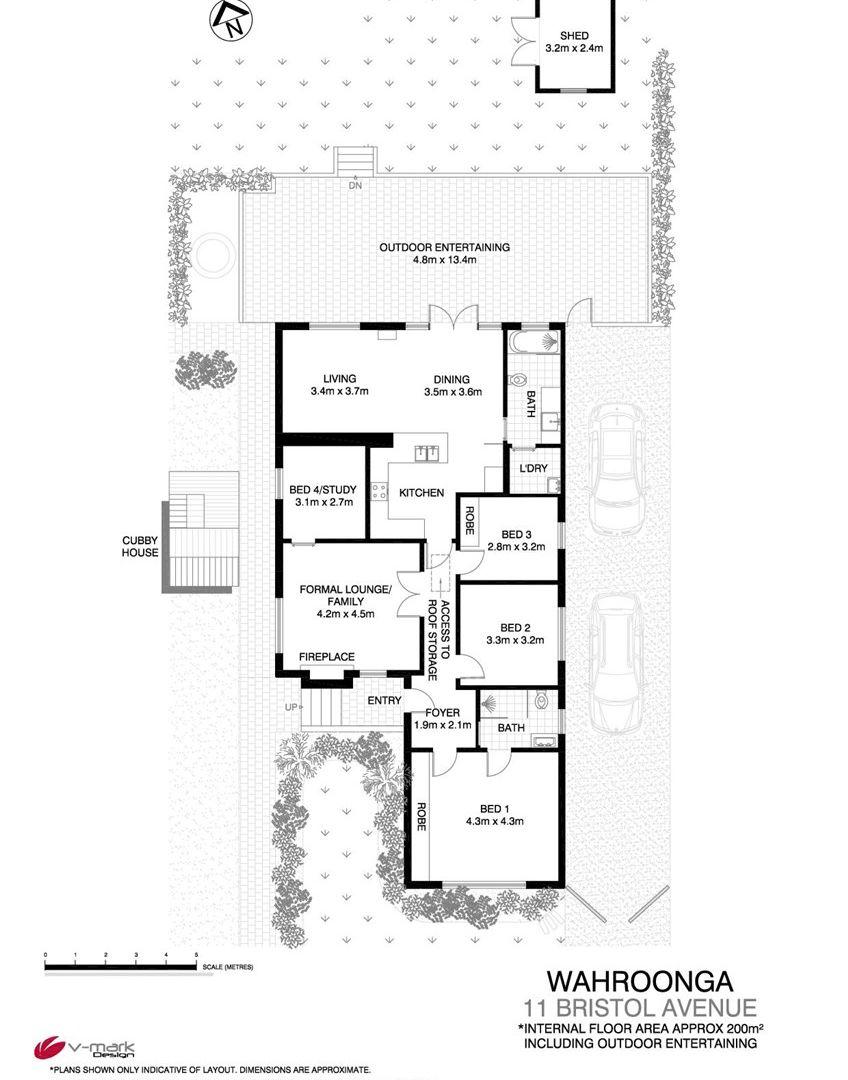 11 Bristol Avenue, Wahroonga NSW 2076, Image 8