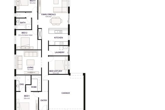 Picture of Lot 192 Heppner Street, NURIOOTPA SA 5355