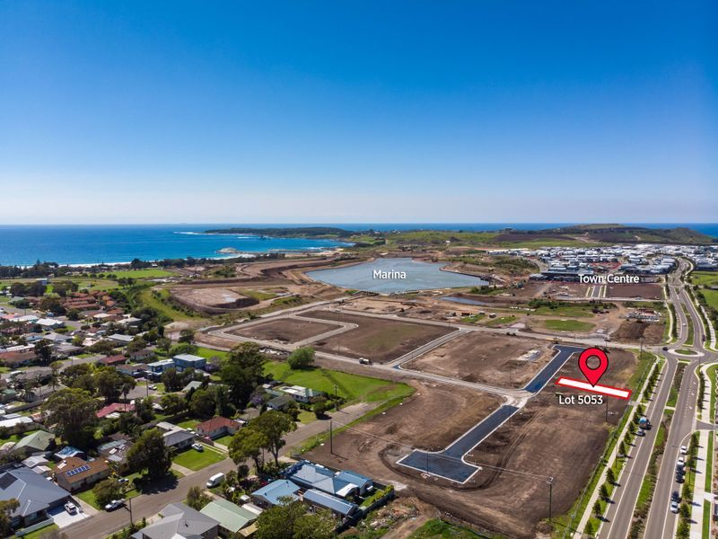 Lot 5053 Whimbrel Parkway, Shell Cove NSW 2529, Image 0