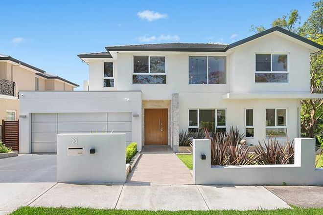 Picture of 23 Kareela Road, CHATSWOOD NSW 2067