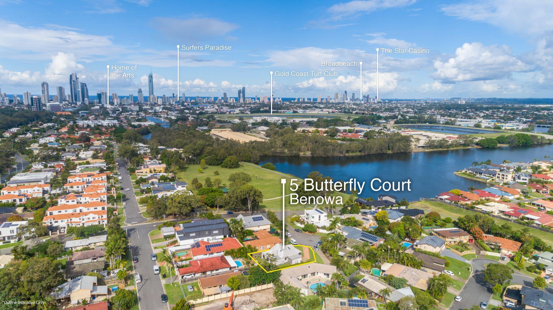 5 Butterfly Court, Benowa QLD 4217, Image 0