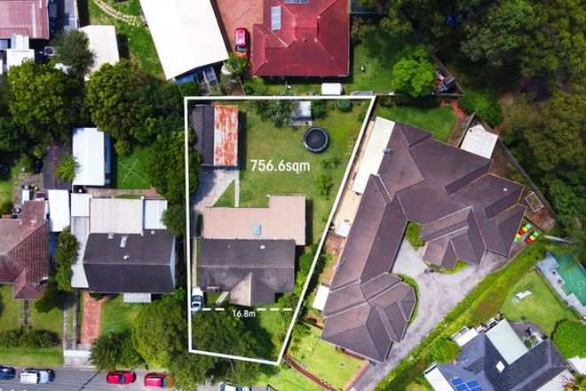 Picture of 55 Morshead Street, NORTH RYDE NSW 2113