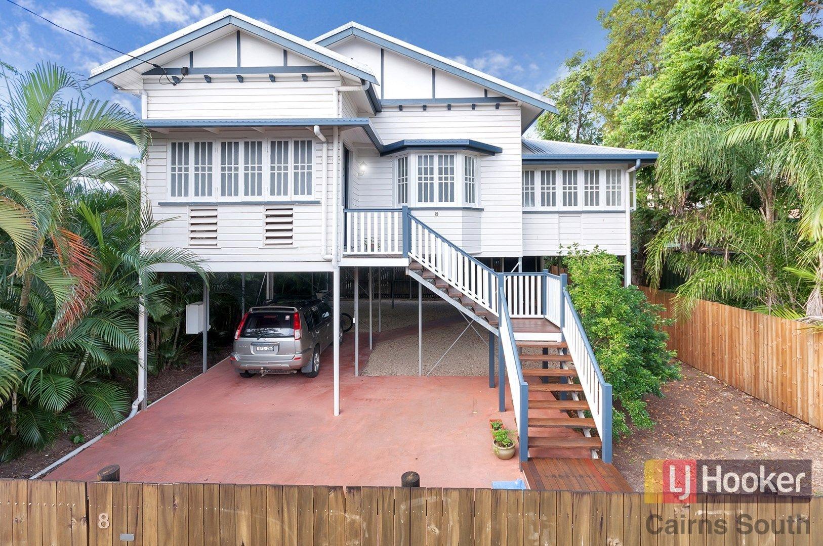8 Archie  Street, Parramatta Park QLD 4870, Image 0