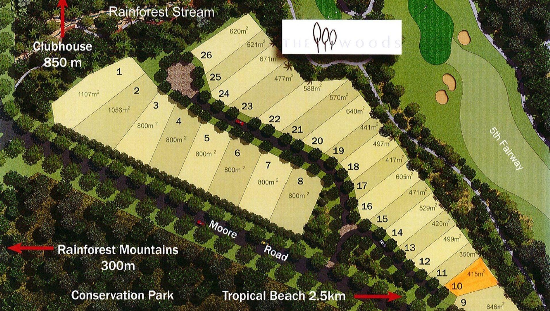 LOT 10/136-166 Moore Road, Kewarra Beach QLD 4879, Image 2