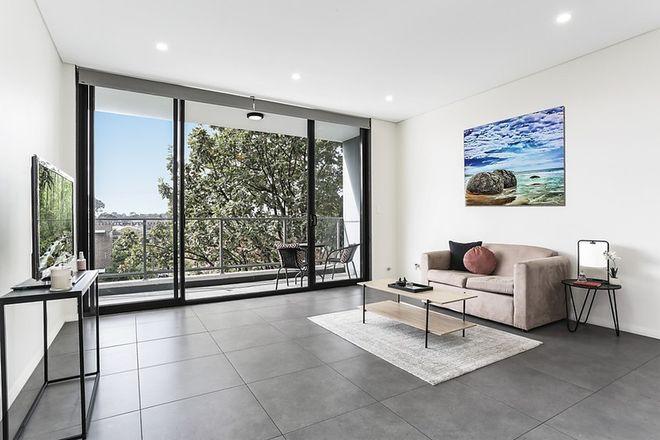 Picture of 111/9 Derwent Street, SOUTH HURSTVILLE NSW 2221