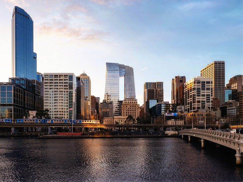 2107/433-455 Collins Street, Melbourne VIC 3000, Image 0