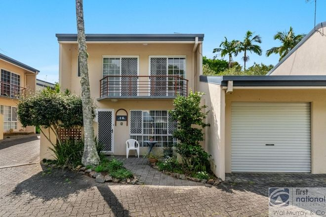Picture of 16/2 Taylor Avenue, GOONELLABAH NSW 2480
