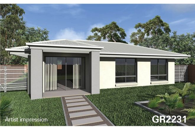 Picture of Lot 44 Huxley Road, CHILDERS QLD 4660