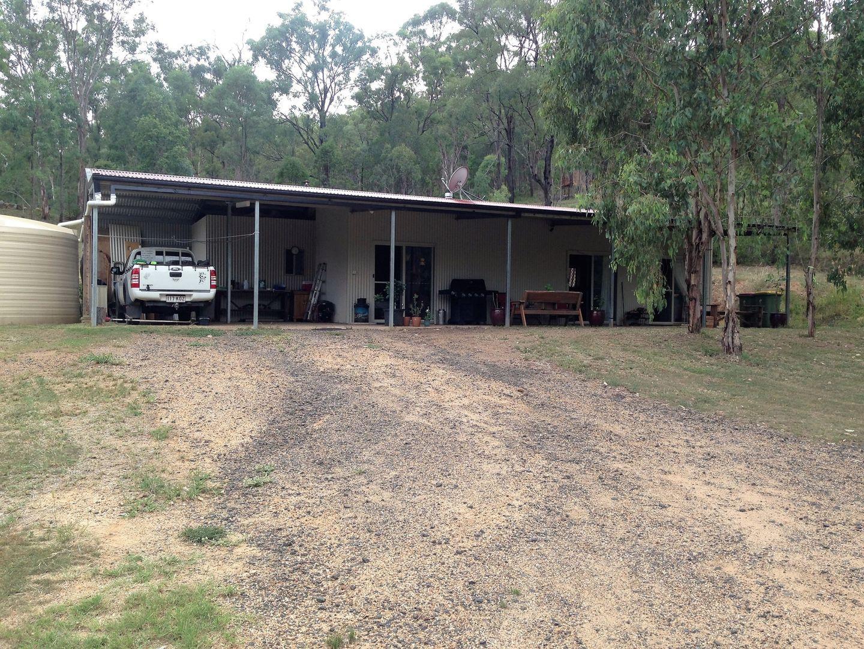 Lot 12 Mount Berryman Road, Mount Berryman QLD 4341, Image 0