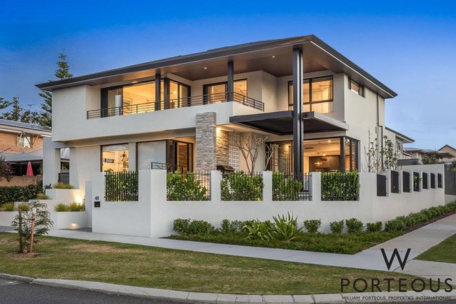 Picture of 48 Wood Street, SWANBOURNE WA 6010