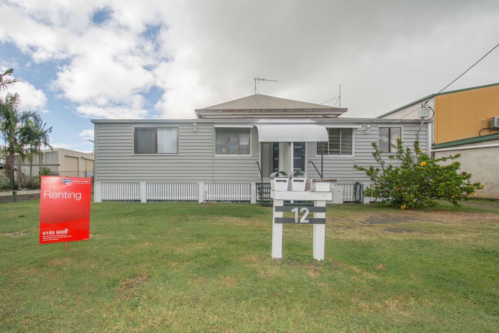 1/12 Kent Street, Bundaberg East QLD 4670, Image 0