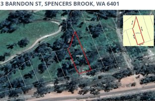 Picture of 13, 15, 17, 19 & 21 Barndon Street, Spencers Brook WA 6401