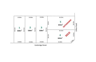 Picture of Lot 1,2,3, Clifton Rd, Jamestown SA 5491