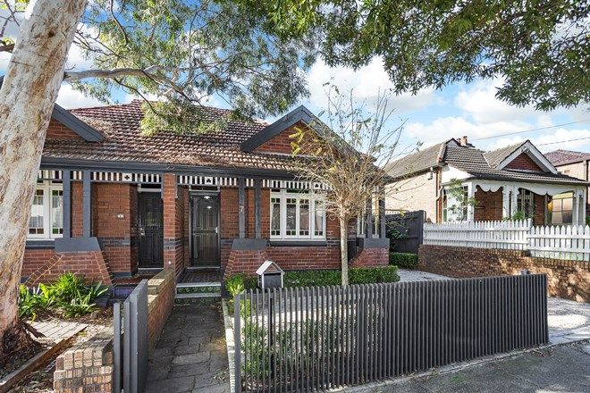 Picture of 7 Ewart Street, MARRICKVILLE NSW 2204