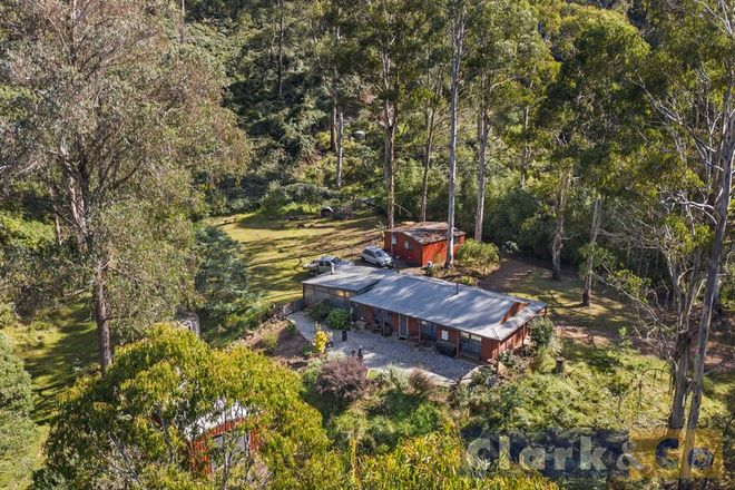 Picture of 455 Bunstons Road, TOLMIE VIC 3723