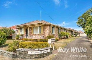 Picture of 4/9 Solander Street, Monterey NSW 2217