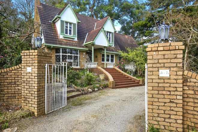 Picture of 7 Martyr Road, WARBURTON VIC 3799