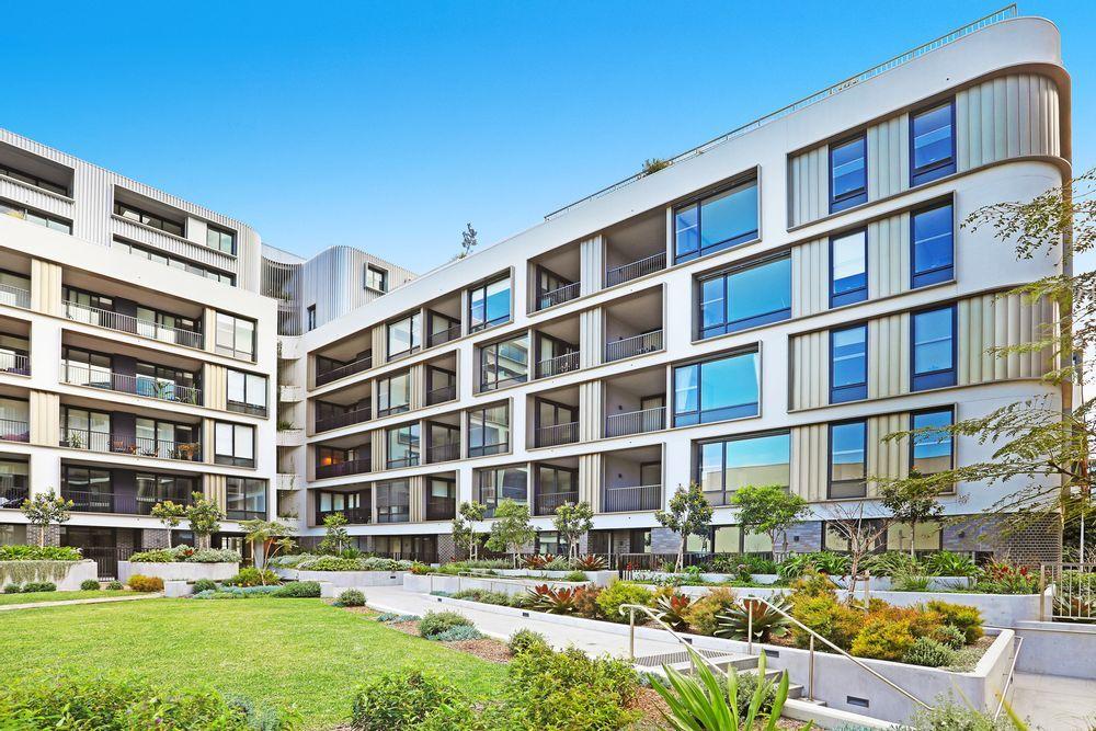 2 bedrooms Apartment / Unit / Flat in B110/74 Macdonald Street ERSKINEVILLE NSW, 2043