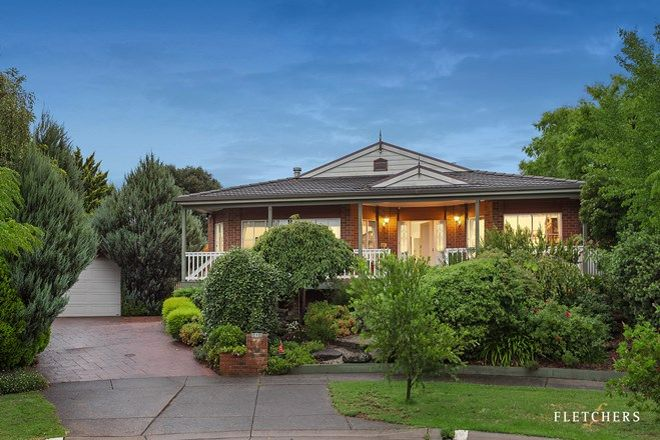 Picture of 9 Harmony Close, LILYDALE VIC 3140