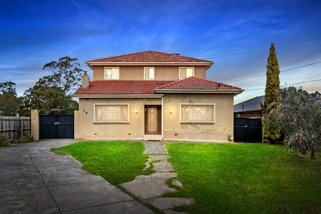 Picture of 20 Clements Grove, RESERVOIR VIC 3073
