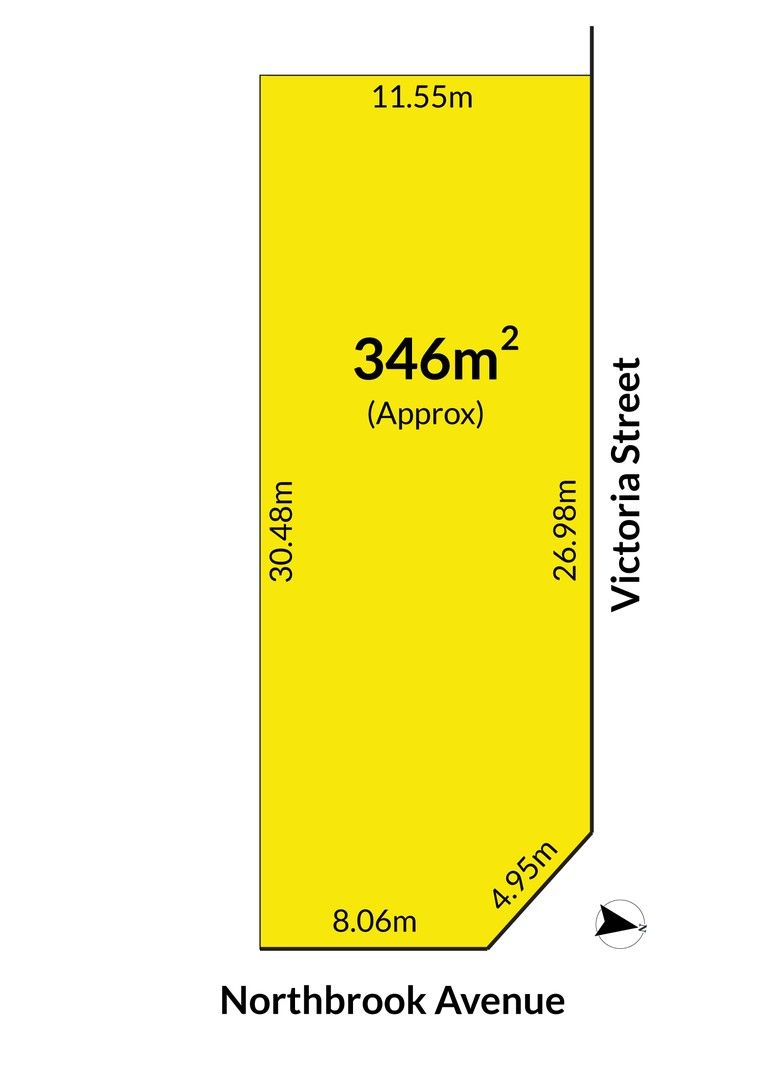 Vacant land in 2D Northbrook Avenue, FORESTVILLE SA, 5035