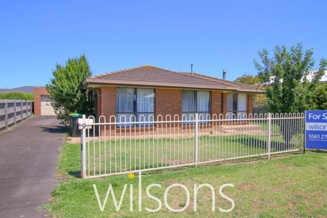 Picture of 9 Black Street, KOROIT VIC 3282