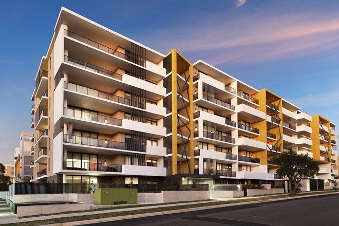 Picture of 115/30-36 Warby St, CAMPBELLTOWN NSW 2560