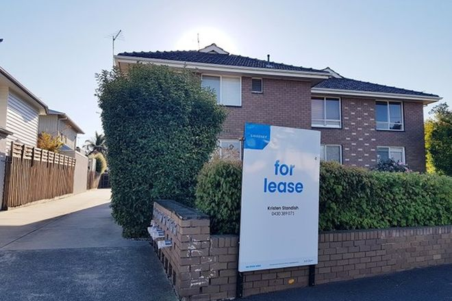 Picture of 4/13 Dover Road, WILLIAMSTOWN VIC 3016
