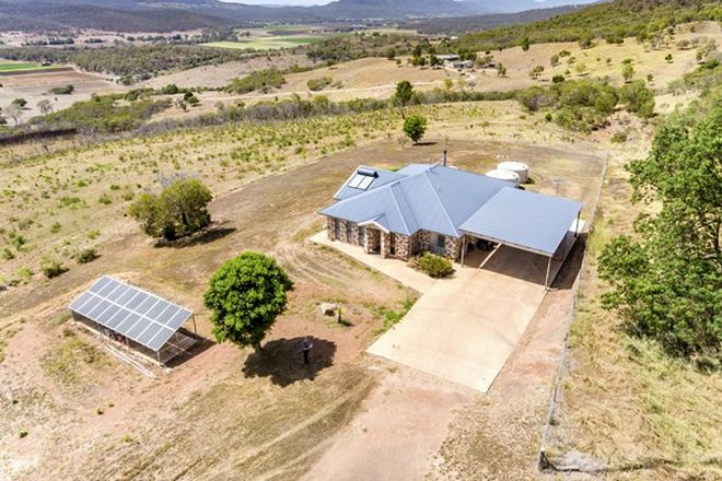 Picture of 78 Laidley Creek West Road, MULGOWIE QLD 4341