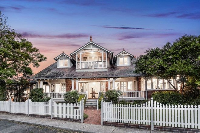 Picture of 1 Upper Serpentine Road, GREENWICH NSW 2065