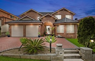 Picture of 44 Rosebery Road, Kellyville NSW 2155