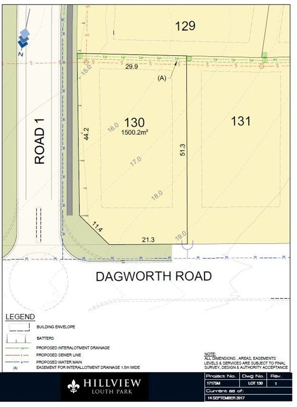 Lot 130 Hillview, Louth Park NSW 2320, Image 1